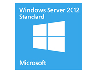 Microsoft Windows Server 2012 Standard Licens 2 processorer OEM DVD