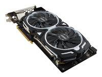 MSI, GeForce GTX 1080 ARMOR 8G OC