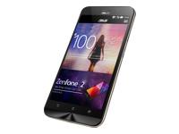 ASUS ZenFone Max (ZC550KL) - noir - 4G LTE - 16 Go - GSM - smartphone Android