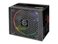 Thermaltake SMART PRO RGB PS-SPR-0650FPCBUS-R - Fuente de alimentación (interna) - ATX12V 2.4/ EPS12V 2.92
