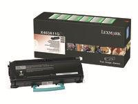 Lexmark Cartouches toner laser X463A11G