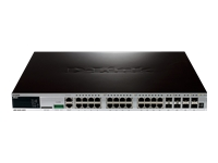D-Link Switchs GigaBit DGS-3420-28PC