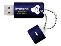 Integral Europe Clés USB INFD2GCRYPTODL140-2