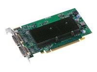 M9120, PCIe x16, DualHead, 512 MB