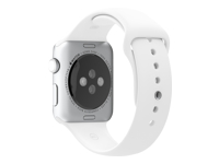 Apple 42mm Sport Band Urrem hvid for Watch (42 mm)