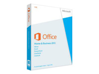 Microsoft Office Home and Business 2013 Licens 1 PC 32/64-bit Win
