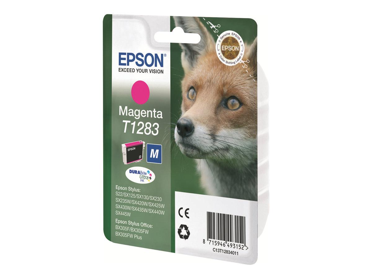 Epson T1283 - magenta - originale - cartouche d'encre