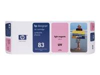 Cartucho de tinta UV magenta claro (n�83) 680ml