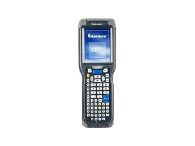 "Intermec CK71 - Data collection terminal - Win Embedded Handheld 6.5.3 - 1 GB - 3.5"" color TFT (480 x 640) - rear camera - barcode reader - (2D imager) - microSD slot - Wi-Fi, Bluetooth"