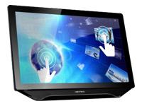 """HANNS.G HT231HPB HT Series LED-skærm 23"""" touchscreen"""