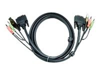 Aten Interface USB et Firewire 2L-7D02UD
