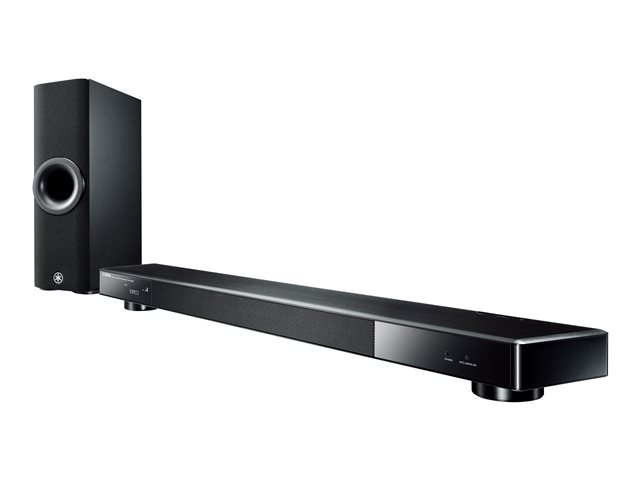Image of Yamaha Digital Sound Projector YSP-2500 - sound bar system - for home theatre - wireless