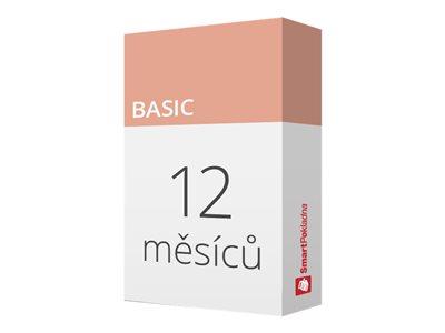 Markeeta Basic - Licence na předplatné (1 rok) - 1 uživatel, až 150 položek - předplacený