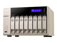 Qnap Serveur NAS TVS-863+-8G
