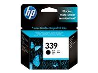 HP No. 339 Black Inkjet Print Cartridge (21ml) *, HP No. 339 Bla
