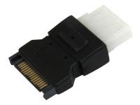 StarTech.com Câble adaptateur d'alimentation SATA vers LP4