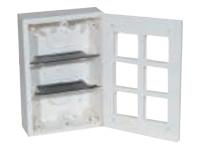 MCAD Accessoires R�seau/Goulottes 273042
