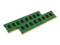 Kingston, 8GB 1600MHz DDR3 Non-ECC CL11 DIMM (Kit of 2) SR x8