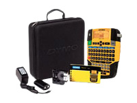 DYMO Rhino 4200 Kit - étiqueteuse - monochrome - transfert thermique