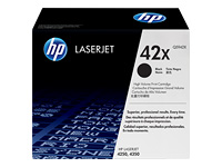 HP Cartouches Laser Q5942X