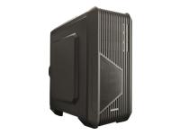 Enermax iVektor ECA3311A-B Miditower ATX ingen strømforsyning sort