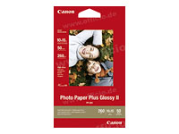 Canon Photo Paper Plus Glossy II PP-201 Glossy 100 x 150 mm 260 g/m²