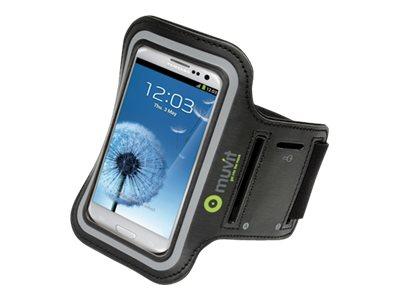 Muvit Universal Sportsarmband XL - brassard pour téléphone portable / lecteur