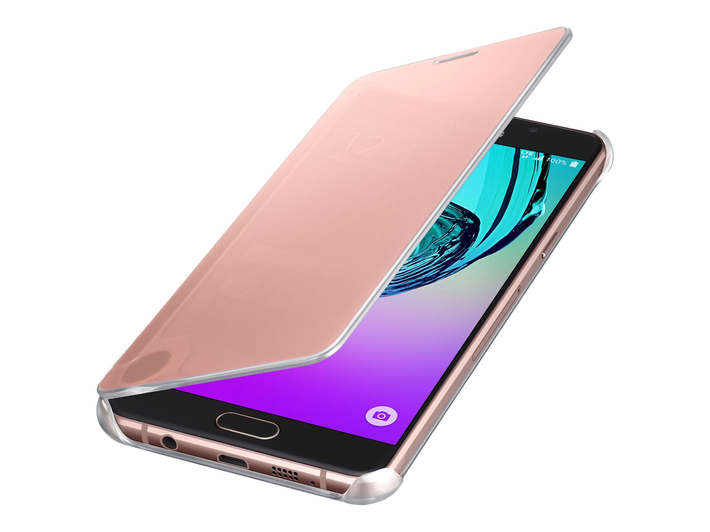 Samsung Clear View Cover EF-ZA510 protection à rabat pour téléphone portable