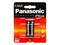 Panasonic Alkaline Plus AM-4PA