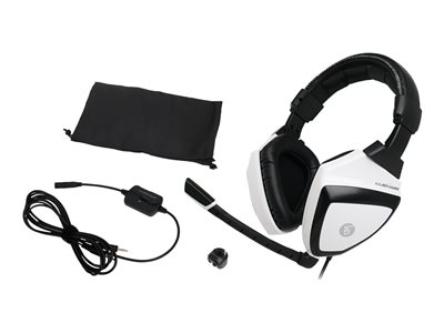 Kaliber Gaming KONVERT Universal Gaming Headset - Headset - full size - 3.5 mm jack