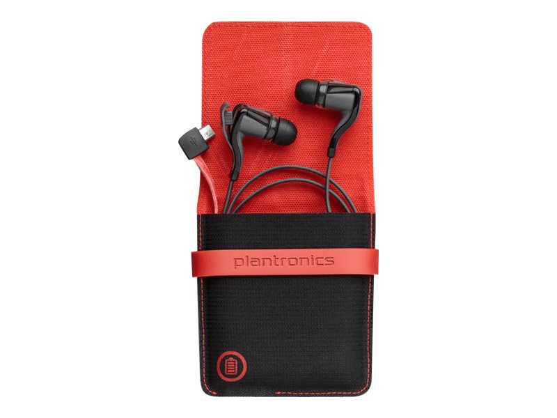 Stereo earbuds apple - Plantronics Backbeat Go 2/R - earphones with mic Overview