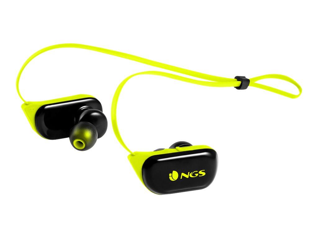NGS Artica Ranger - écouteurs avec micro