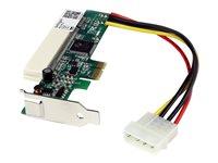 StarTech.com Tarjeta Adaptador PCI Express PCIe PCI-e a PCI - Adaptador de ranuras PCIe x1 a PCI slot