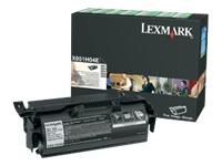 Lexmark Cartouches toner laser X651H04E
