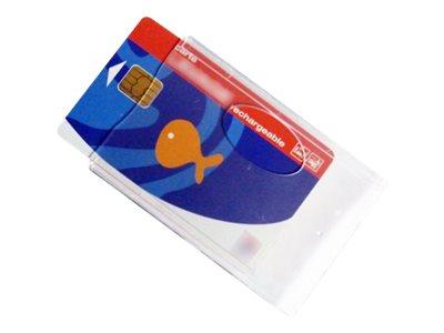 Color Pop - pochette de protection de carte de visite