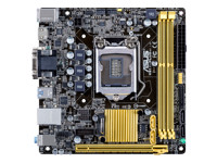ASUS H81I-Plus - carte-mère - mini ITX - Socket LGA1150 - H81