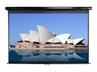 Image of Elite Manual Series M135UWH2 - projection screen - 135 in ( 343 cm )