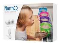 NorthQ Heating Control Kit Hjemautomatiseringssæt trådløs Z-Wave