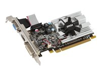 MSI R6450-MD1GD3/LP - Graphics card - Radeon HD 6450