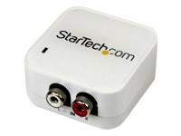 Startech C�ble vid�o AA2SPDIF