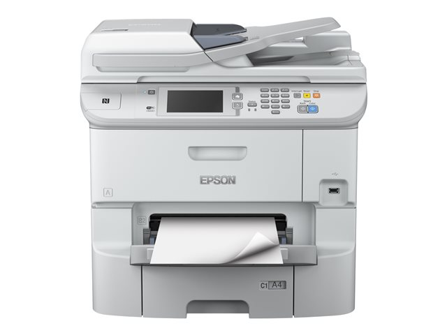 Image of Epson WorkForce Pro WF-6590DWF - multifunction printer ( colour )