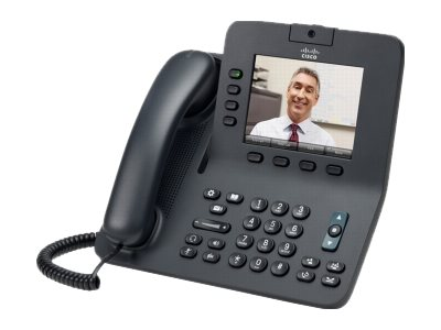 Cisco Systems Unified Phone8945 Phantom Gry Std Ha