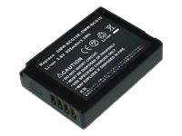 MicroBattery pile pour appareil photo - Li-Ion
