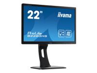 "Iiyama ProLite B2283HS - écran LED - 21.5"""