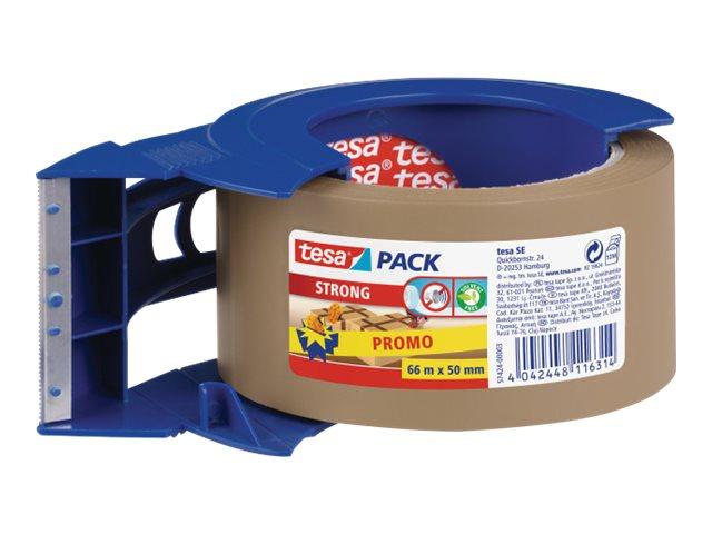 Tesapack Strong - distributeur avec bande d'emballage
