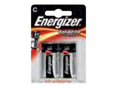 Energizer Alkaline Power batterie - C - Alcaline x 2