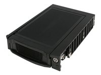 STARTECH.COM  Value Series Black 5.25in SATA Hard Drive Mobile Rack DrawerDRW110SATBK