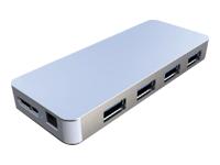 MCL Samar Cables et cordons r�seaux USB3C-H104