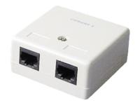 MCAD C�bles et connectiques/Connectique RJ 909701