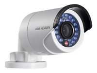 HIK Mini Bullet IP 4MP WDR Lente Fijo 4mm IP66 POE IR 20m